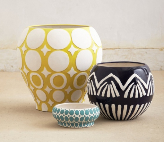 Anthropologie - Ormond Garden Pots, $20 - $228