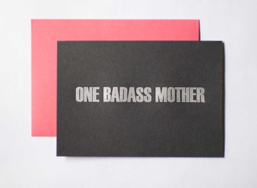 BS and RS - Badass Mother, $5.50