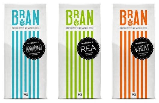 BRAN packaging