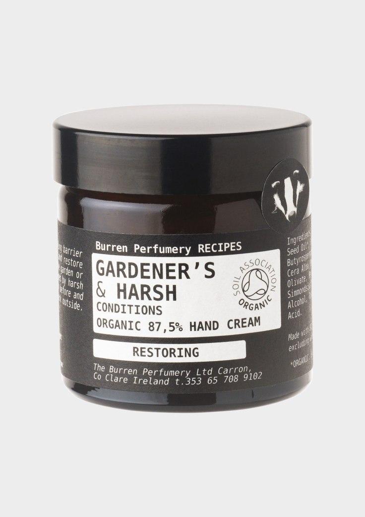 Burren Perfumery - Gardener's Hand Cream, 60ml €15