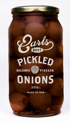 Earl's Pickled Onions