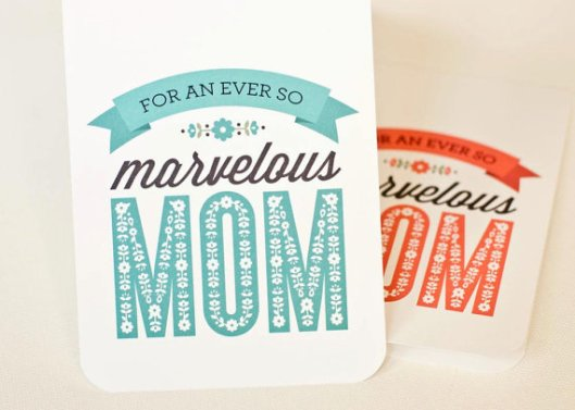 Pera Press - Marvelous Mom, $4