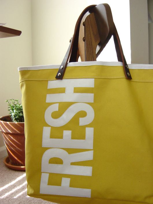 Neiko - Fresh Market Bag, $55