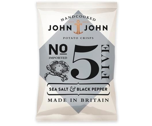 John John Crisps