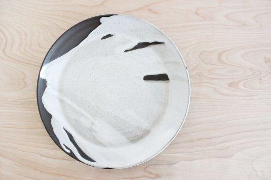 """Flow"" Pattern Serving Plate, $95"