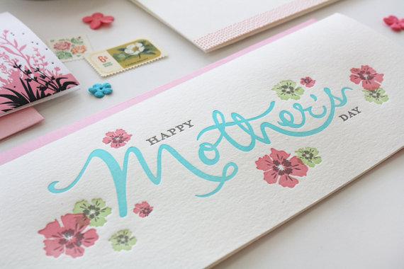 Honizukle - Letterpress, $5.95
