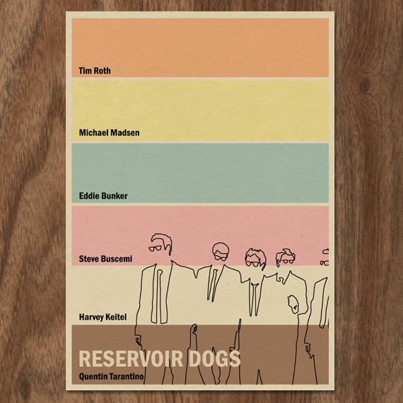 Monster Gallery_ Reservoire Dogs