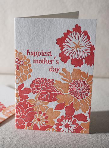 Smock Paper - Warm Floral, $4