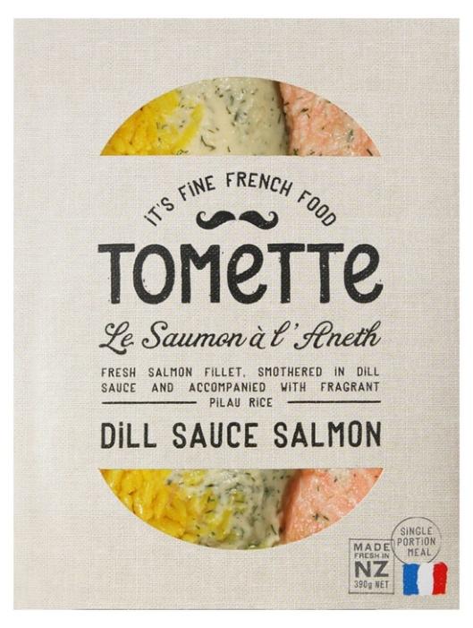Tomette Packaging