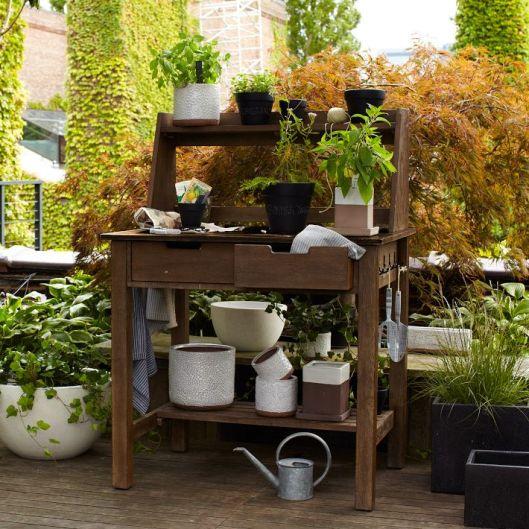 West Elm - Garden Work Table, $479