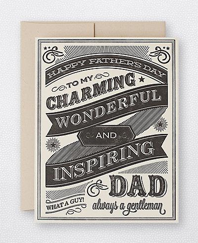 Urbanic - Charming Dad, $5.50