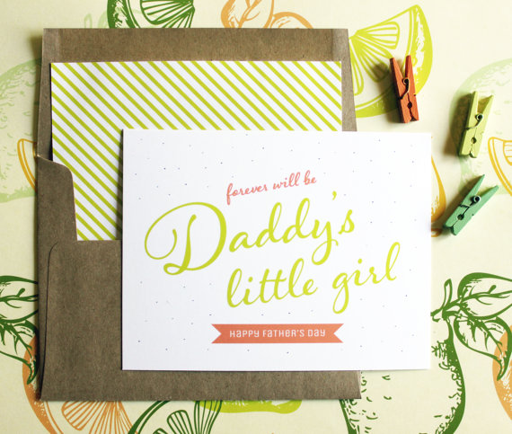 Ginger P Designs - Daddy's Little Girl, $3.50