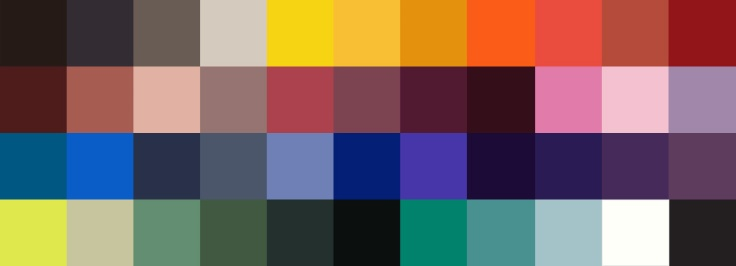 FW13 X Color Palette_TheUltraBright