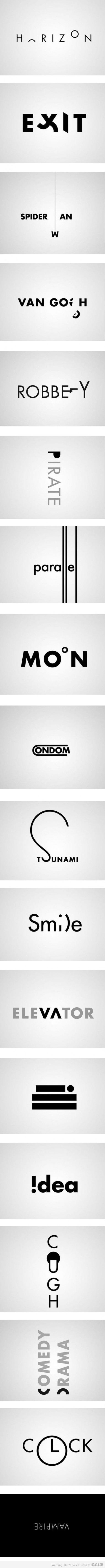 Ji Lee Typography