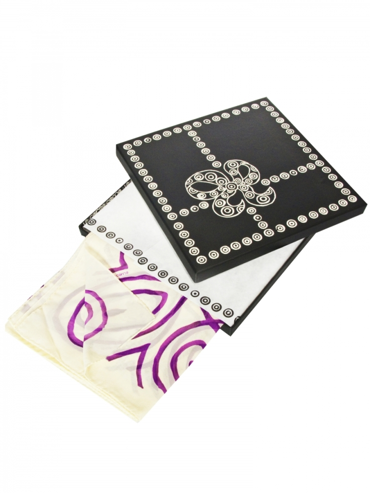 Dedalo Silk Scarf, € 200