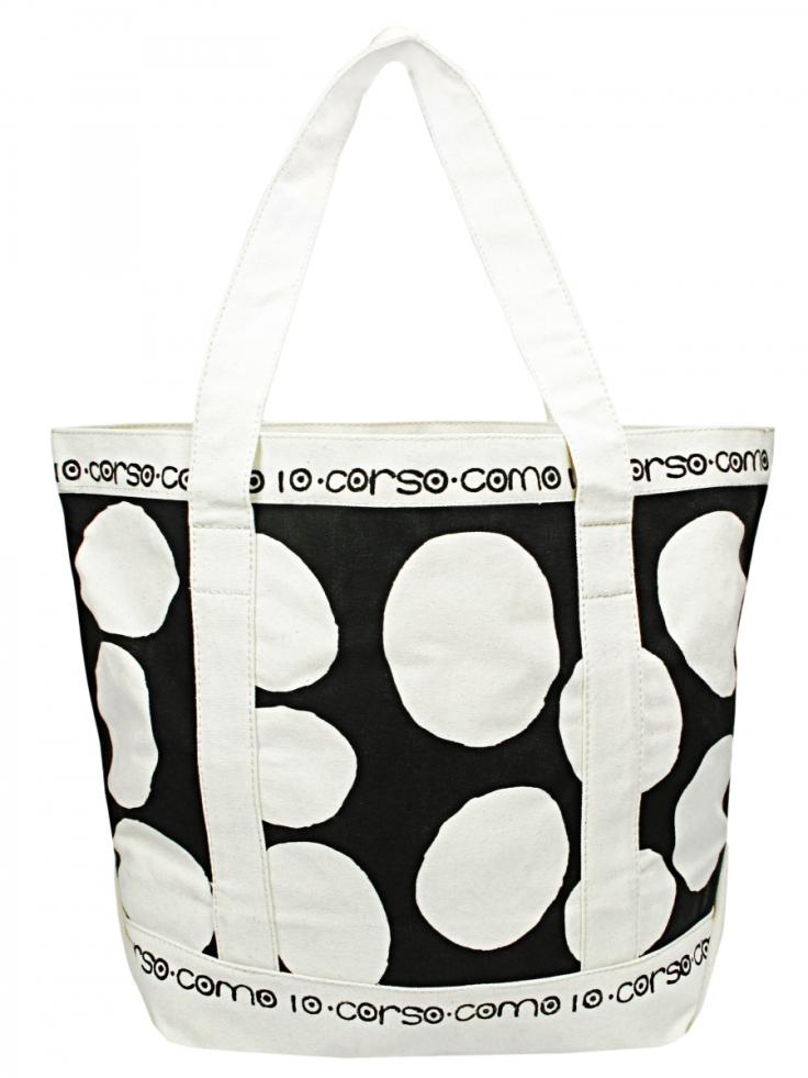 Canvas Graffiti Tote Bag, € 50