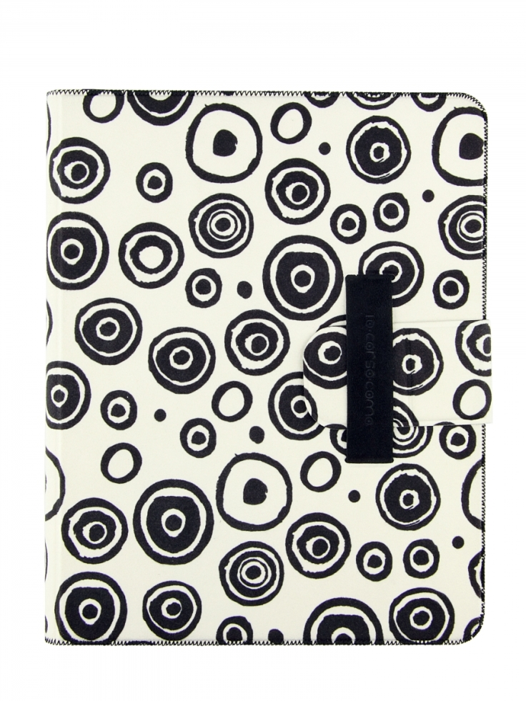 Alcantara iPad 3 Case, € 160