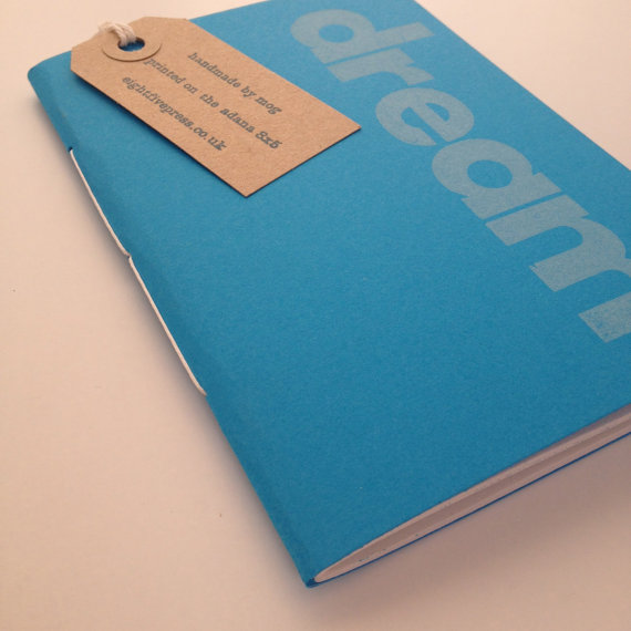 Eight Five Press London - Dream journal, $11.80