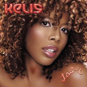 Kelis Tasty CD Cover