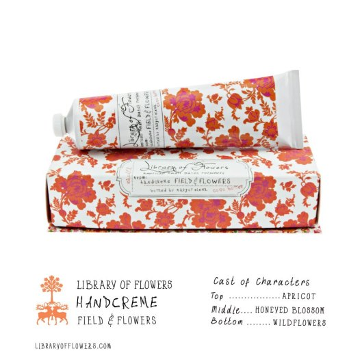 L of F-Field and Flowers_Handcreme