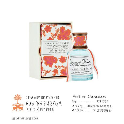 L of F-Field and Flowers_Parfume