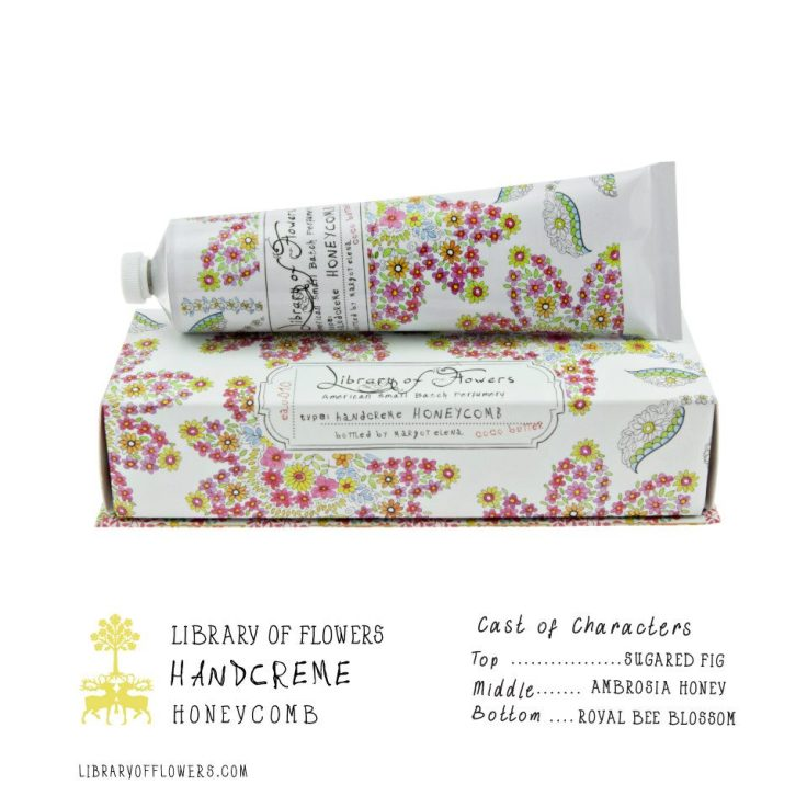 L of F-Honeycomb_Handcreme