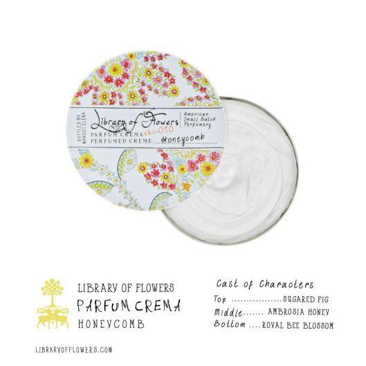 L of F-Honeycomb_Parfum Crema