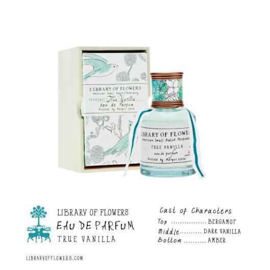 L of F-True Vanilla_Eau de Parfume