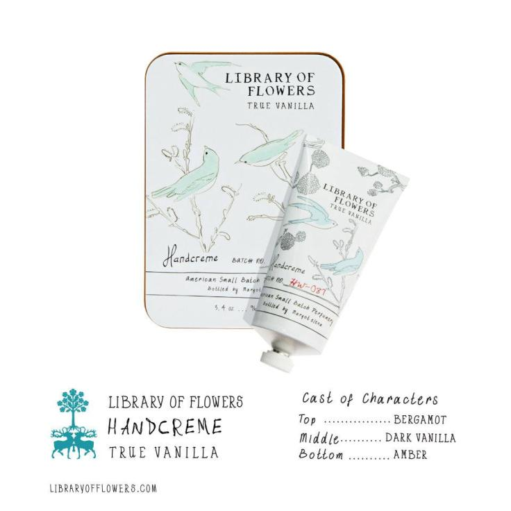 L of F-True Vanilla_Handcreme