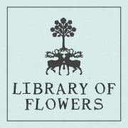 Library of Flowers_Logo