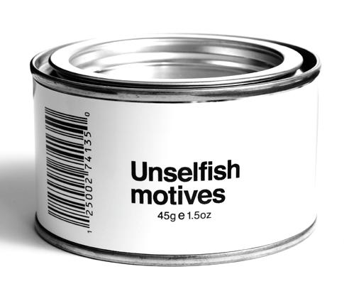 Flowmarket_Unselfish Motives