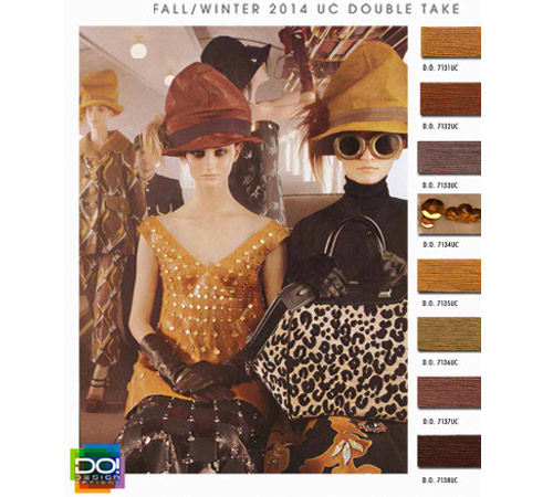 Fall Winter 2014 Color Trends