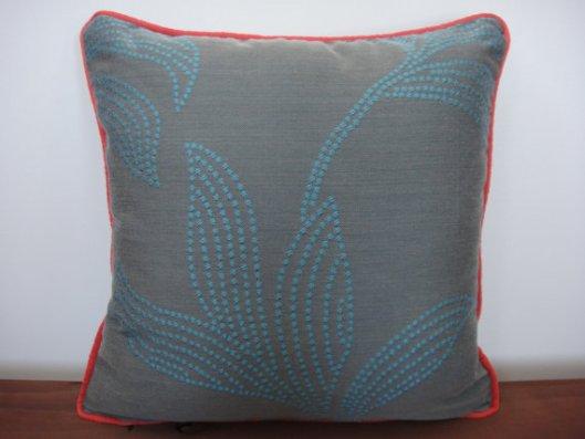 Kaukauwa Australia - Sambucca Coral Cushion Cover, $33
