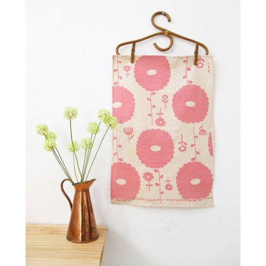 Flower Dreams Tea Towel, $18