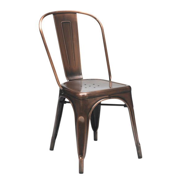 Xavier Pauchard - Vintage Copper Side Chair, £89.00