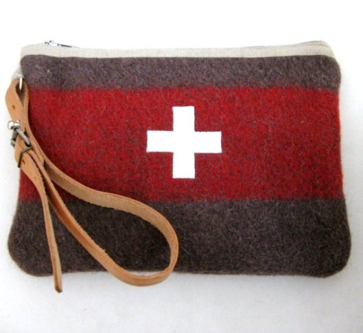 Ecolution - Swiss Army Toiletry Bag, $65