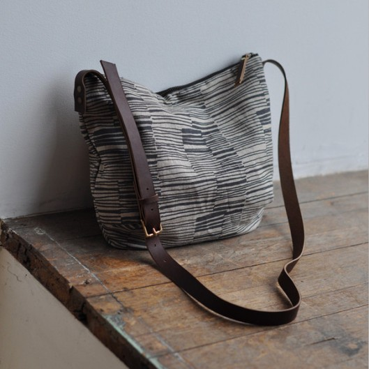 Lines Day Bag, $70