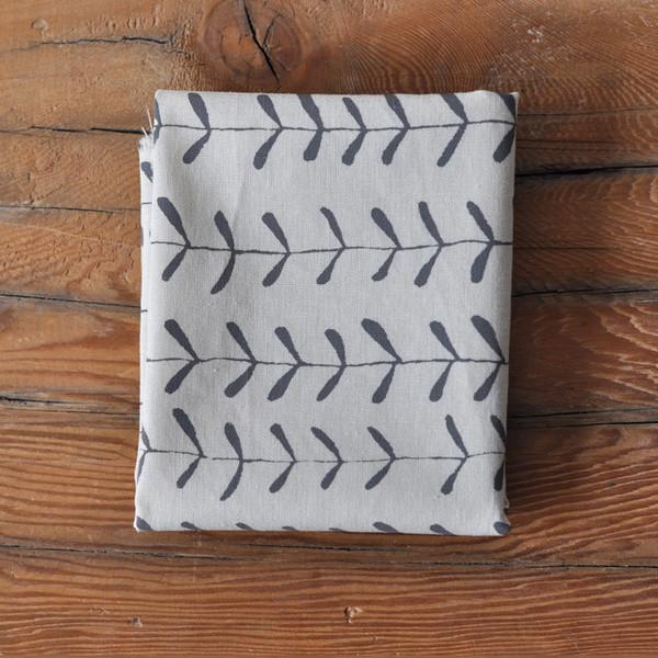 "Sprigs Fabric 18""x22"", $14"