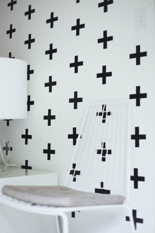 Urban Wall Decals - Plus Sign Decals, $39
