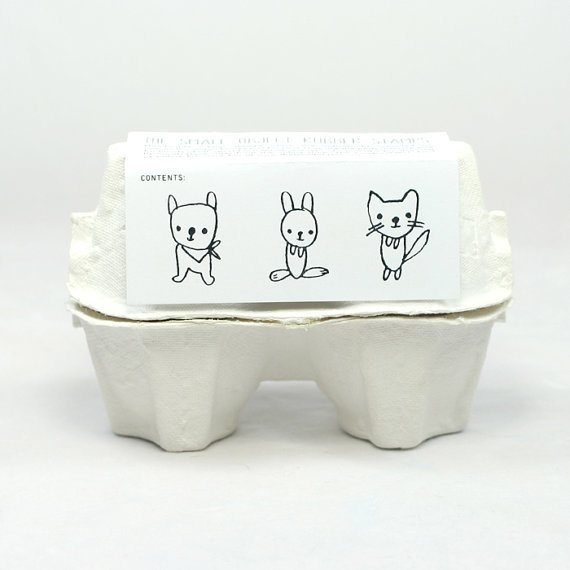 Pet Shop Pals Stamp Set, $18