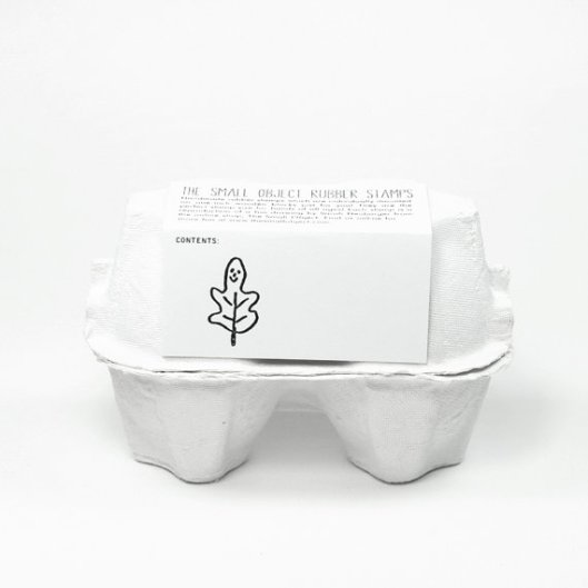 The New Leaf Rubber Stamp, $6