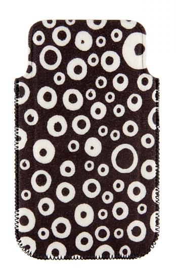 10 Corso Como - Alcantra iPhone 5 Case, €50