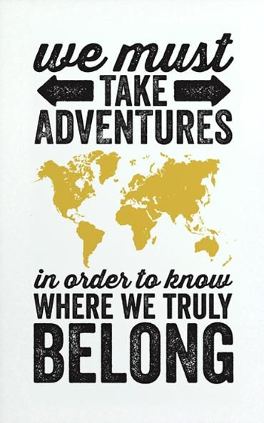 Take Adventures quote