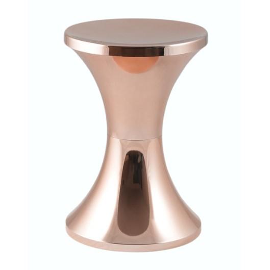 Tam Tam Copper Stool - $77