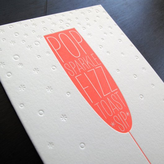 Anemone Letterpress - $16/6