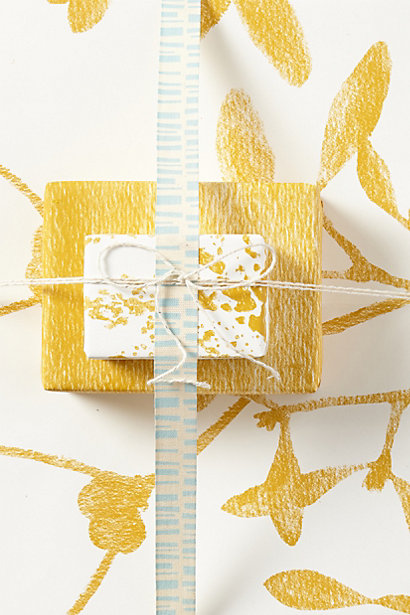 Anthropologie - Golden Boughs, $12
