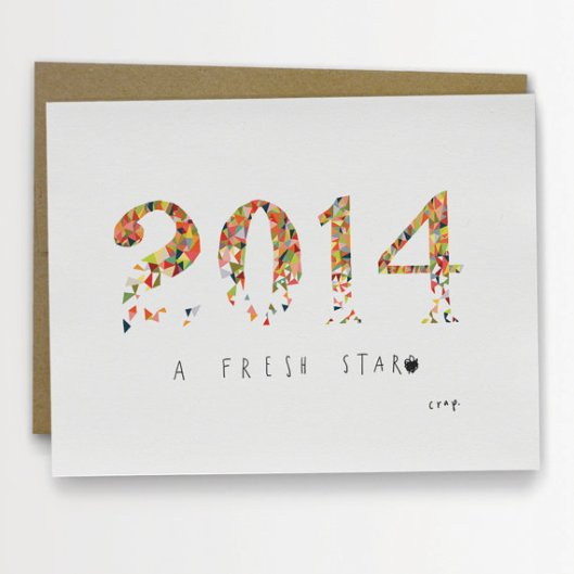 Emily New Years Card