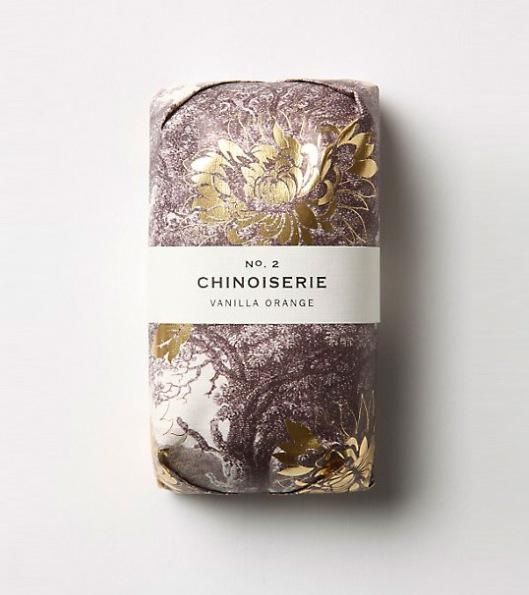 Fringe Alchemy Chinoiserie Soap, $8