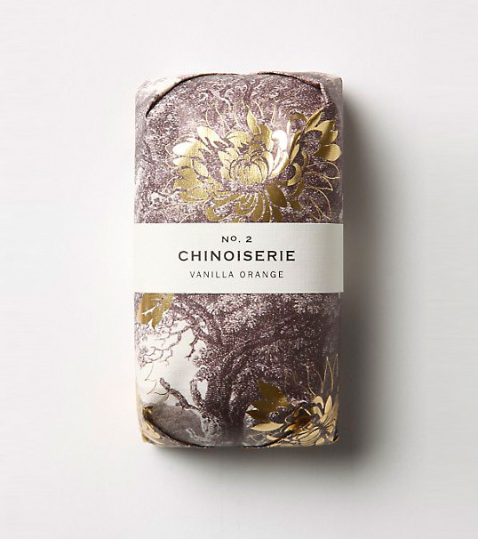 Fringe Alchemy Chinoiserie Soap, $8