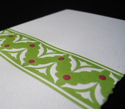 Ink Petals - Holly, $4.50